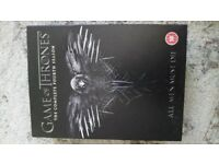 Game of Thrones Series 4 DVD Collection