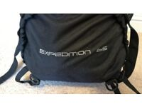 65 Liter Expedition rucksack in as-new condition