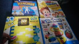 Kids toys and games bundle