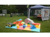 toys softplay hire