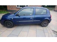 2004 1.5 Diesel Renault Clio