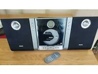 Phillips CD Player & Radio