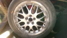 """Genuine bbs alloys 16"""" vw fitment"""