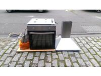 Oven/Hob/Extracter 2nd hand
