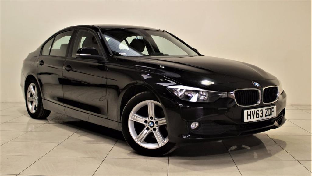 Bmw 3 Series 2 0 320d Se 4d Auto 182 Bhp 1 Prev Owner Service History Black 2013 In