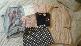 Bundle of clothes 4-5