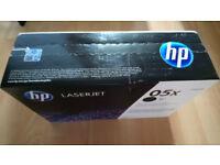 HP Original LaserJet 05X High Volume Print Cartridge - Black (CE505X) - SEALED