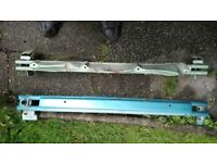Vauxhall Agila / Suzuki Splash front bumper bars and grille