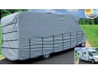 MOTORHOME COVER UP TO 5.7 mtrs.