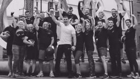 £5 FITNESS BOOTCAMP CLASSES