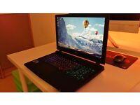 I7 4790k, 24GB, 980m, 1TB SSD Gaming Laptop
