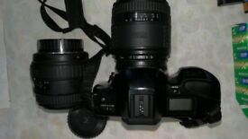 MINOLTA DYNAX spxi camera