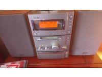 Sony hifi minidisc stereo cd radio