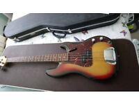 Fender 1973 precicision