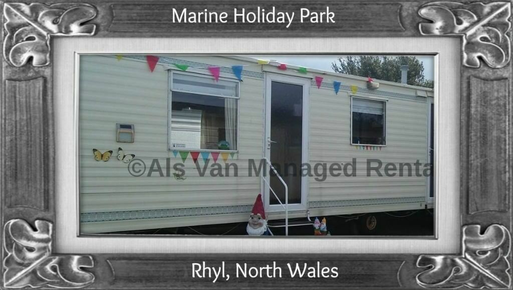 Seas The Day Marine Holiday Park Rhyl North Wales Sleeps 7 Max