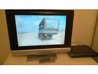 """TV Goodmans 19"""" LCD Widescreen"""