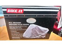 Motorbike Cover All season Large