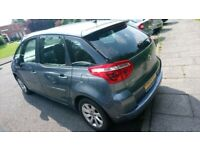 08 Citroen C4 1.6 Picasso VTi 5 SEATER, 82K miles, FULL YEAR MOT, CLEAR HISTORY CHECKED