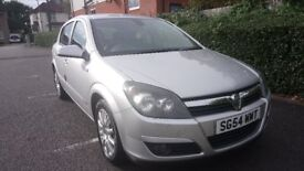Outstanding condition Vauxhall Astra 1.8 manual with long MOT and a STACK of paperwork!