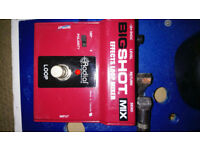 Radial Big Shot Effects Loop Mixer Pedal