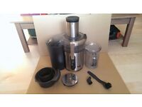 Sage by Heston Blumenthal the Nutri Juicer Plus, 1300 W - Silver