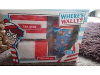 Where's Wally Festival kit.