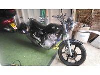 Sym xs 125cc