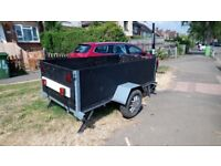 Car trailer 8 x 4 for sale £350