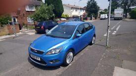 Ford focus titanium 1.6 petrol 22k miles