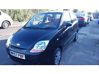 Chevrolet matiz 1.0 engine low mileage just 33.000 full 12m mot service clean car inside and outside