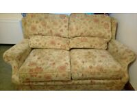 Alston Lavenham 3 Seater Sofa and 2 Seater Sofa Bed