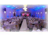Wedding Stage, Mehndi Stage, Wedding Decoration, Venue Decoration, Chair Covers, Wedding Planner