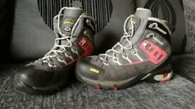ASOLO Ladies Walking Boots size 6.5