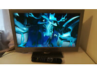 "TV LED 24"" Linsar Full HD 1080p USB Freeview"