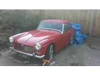 Classic Mg midget for swap or sale