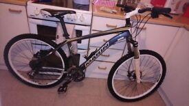 Pedel bike / cycle marin hawk hill