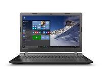 Lenovo Ideapad 100 15.6-Inch Laptop (Black) - (Intel Core i5-5200U, 8 GB RAM, 1 TB Storage