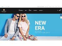 Website Design that screams attention and revenue | SEO | Social Media Marketing| Ebay | Amazon