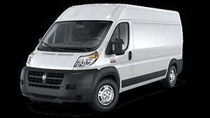 2014 Ram ProMaster 3500 High Roof