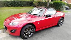 Mazda MX-5 MX5 Sport Black Limited Edition 2.0i Roadster *outstanding condition*