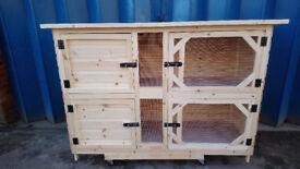 Dog Kennel Rabbit Hutch Planter Wooden Handmade Guinea Pig Hutch Rabbit Run Tortoise Table