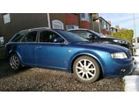 Audi A4 Avant 1.8T Limited Edition
