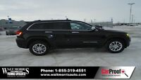 2014 Jeep GRAND CHEROKEE LIMITED  LEATHER,PWR ROOF, NAV