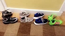 Boys Junior Size 13 shoes