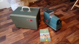 Vintage 1950's Slide Projector