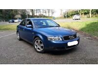 AUDI A4 2.0 SPORT - GOOD CONDITION - GOOD HISTORY - POSS PX OR SWAP (W.H.Y)