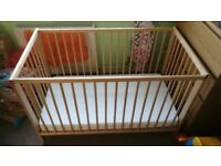 Bed for kids 0-3 year
