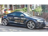 AUDI TTS Quattro Coupe 2 owners FSH I year Mot Great Condition