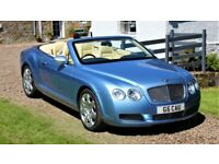 Stunning 2008 Bentley GTC Mulliner Convertible Low Miles FBSH