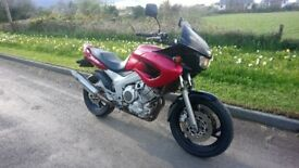 tdm 850 and cbx 550